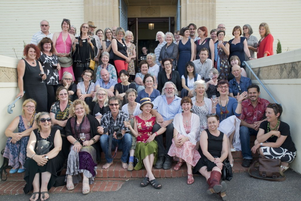 Arts Open Artists, image by Maya Seppings provided by Business Mount Alexander