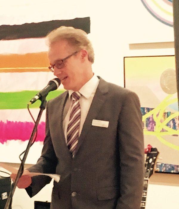 Darren Fuzzard, CEO MASC