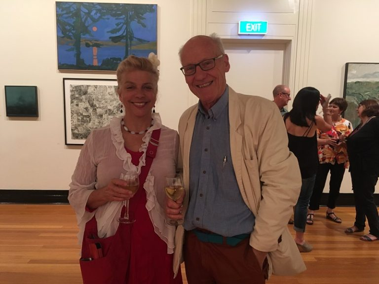 Linda Carpenter and James Events, Castlemaine Jazz Festival Committee members