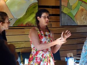 Katie Finlay, Mt Alexander Fruit Gardens at Taproom, March 2017