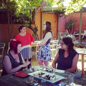 Women in Business Morning Tea at The Dove, March 2017