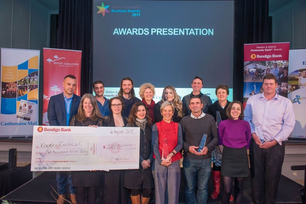 Congrats to Business Awards Winners