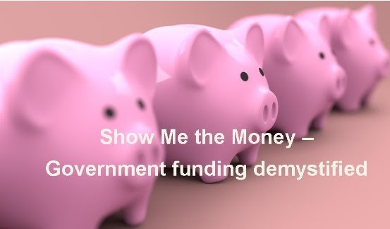 Show Me The Money – Government funding demystified