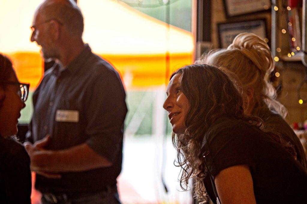 Ingrid Gaiotto at Gastronomy & Visitation Event 2021