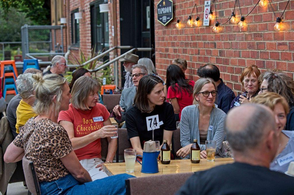 Gastronomy & Visitation Event 2021 (Photo: Craig Gaston)
